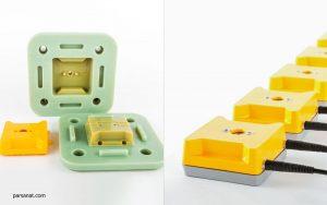 کاربرد و طراحی و ساخت قالب تزریق پلاستیک