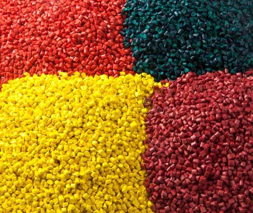 خرید گرانول بازیافتی pp قزوین